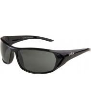 Bolle Blacktail negro brillante polarizado gafas de sol tns