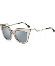 Fendi Iridia ff gafas de sol de cristal 3u 0060-s MSQ