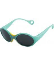 Cebe 1973 (edad 1-3) de luz azul amarillo 2000 gafas de sol grises