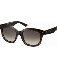 Polaroid Mens pld4035-s 086 94 oscuras gafas de sol polarizadas Habana