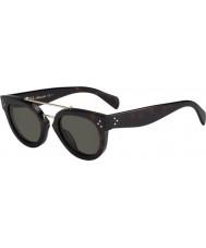Celine Cl 41043-s 086 1e gafas de carey