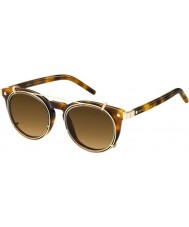 Marc Jacobs Marc 18-s u6j gafas de sol de oro ZX Habana