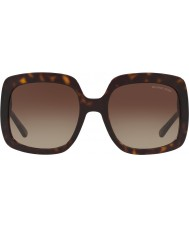 Michael Kors Mk2036 55 del puerto de carey niebla oscura 300613 gafas de sol