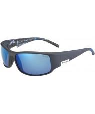 Bolle Rey mate mar azul polarizado gafas de sol azules marinos