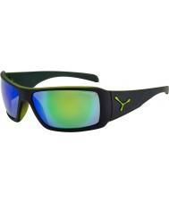 Cebe Utopy mates gafas de sol verdes negro