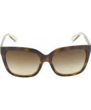 Michael Kors Mk6016 54 glamour concha smokey transparentes 305413 gafas de sol