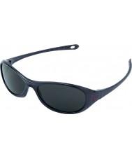 Cebe Gecko (5-7 años) negro brillante 2000 gafas de sol grises