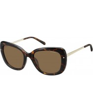 Polaroid Señoras pld4044-nho s ig Habana gafas de sol polarizadas de oro