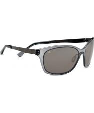 Serengeti gris oscuro gafas de sol polarizadas phd CpG cristal Sara