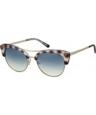 Polaroid Señoras pld4045-s mss z7 negro Habana cobre oro gafas de sol polarizadas