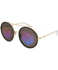 Gucci Señoras gg0061s 014 56 gafas de sol