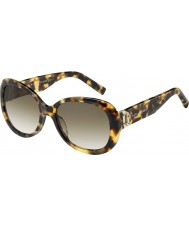 Marc Jacobs Damas marc 111-s o2v gafas de sol brillante cc Habana