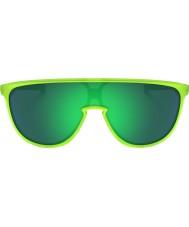 Oakley Oo9318-07 uranio trillbe mate - gafas de sol de jade de iridio