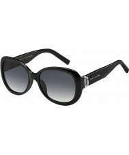 Marc Jacobs Damas marc-111 s 807 9o gafas de sol negras