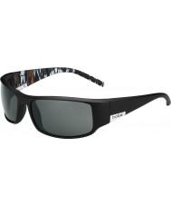 Bolle naranja negro cebra gafas de sol polarizadas tns Rey mate