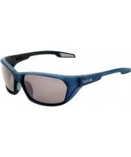 Bolle Aravis mates gafas de sol del arma azul polarizado tns