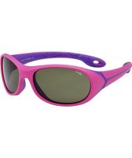 Cebe Simba (5-7 años) las gafas de sol de color rosa oscuro
