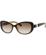 Kate Spade New York Damas y1g y6 Chandra-s La Habana gafas de sol de oro