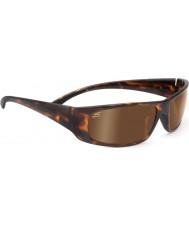 Serengeti Fasano carey oscuro gafas de sol polarizadas conductores phd oro
