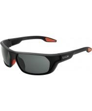 Bolle Ecrins mate tns polarizadas gafas de sol negras