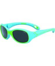Cebe S-Kimo (1-3 años) de color azul gafas de sol verdes