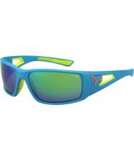 Cebe Sesión naranja azul 1500 gris espejo gafas de sol verdes