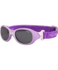 Cebe Cbchou11 chouka purple sunglasses