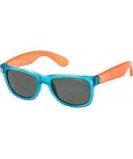 Polaroid P0115 niños gafas de sol 89t y2 naranja azul polarizado