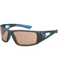 Cebe Sesión mates gafas de sol Perfo gris azul variochrom