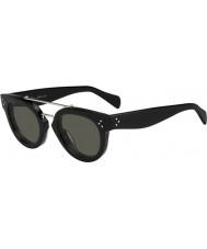 Celine Damas cl-41043 807 s 1e gafas de sol negras