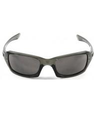 Oakley Oo9238-05 cinco cuadrados humo gris - las gafas de sol de color gris cálido