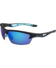 Bolle Bolt gafas de sol azul mate negro
