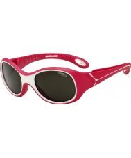 Cebe S-Kimo (edad 1-3) gafas de sol de frambuesa
