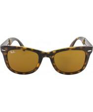 RayBan Rb4105 50 plegable luz caminante de la concha 710 gafas de sol