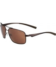 Bolle Brisbane Matt Brown polarizada A-14 gafas de sol