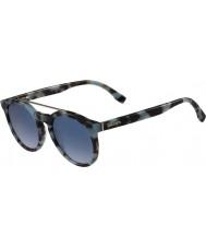 Lacoste L821s gafas de sol azules La Habana