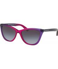 Michael Kors Mk2040 57 Divya violeta púrpura de la pendiente 322011 gafas de sol
