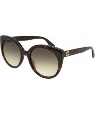 Gucci Señoras gg0325s 002 55 gafas de sol