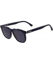 Lacoste Mens l822s gafas de sol azules