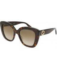 Gucci Señoras gg0327s 002 52 gafas de sol