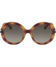 Longchamp Señoras lo605s 214 55 gafas de sol
