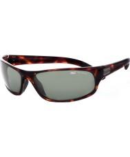 Bolle Anaconda carey oscuro gafas de sol polarizadas de los ejes