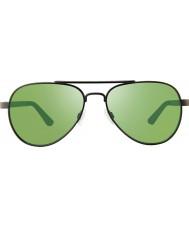 Revo Rbv1000 bono de firma zifi bronce - gafas de sol polarizadas verdes