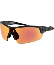 Dirty Dog 58077 gafas de sol negras de borde