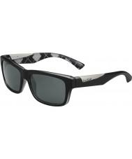 Bolle Jude mate negro de rombos blancos tns gafas de sol polarizadas