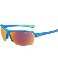 Cebe Wild Blue 1500 gafas de sol de múltiples capas de color gris con lentes de reemplazo amarillo y transparente