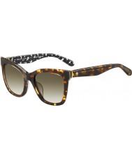 Kate Spade New York Señoras Emmylou-s S3P gafas de sol cc Habana