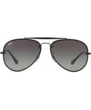 RayBan Rb3584n 61 15311 blaze aviator sunglasses