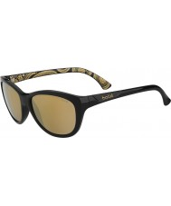 Bolle Greta negro brillante polarizado AG-14 gafas de sol