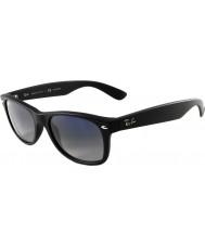 RayBan RB2132 55 nuevos caminante negro mate 601s78 gafas de sol polarizadas